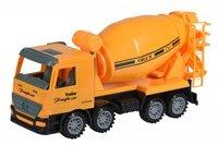 Машинка инерционная Same Toy Super Combination Бетономешалка желтая (98-85Ut-2)