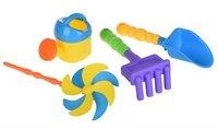 Набор для игры с песком Same Toy с воздушной вертушкой (HY-1203WUt-2)