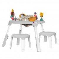 Игровой столик Oribel PORTAPLAY Wonderland adventures + 2 стульчика (CY303-90008-INT-R)