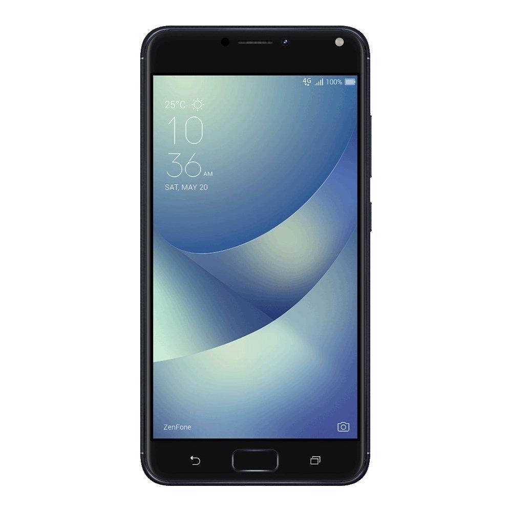 Смартфон Asus ZenFone 4 Max (ZC554KL-4A067WW) DS Black фото 1