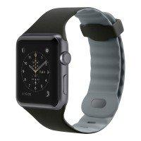 Ремешок Belkin для Apple Watch 42mm Belkin Sport Band Blacktop