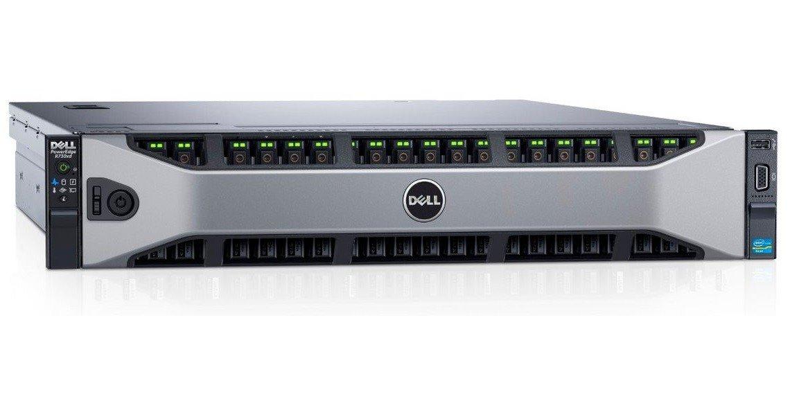 ≡ Сервер DELL PowerEdge R730XD A2 (210-ADBC) – купить в