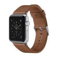 Ремешок Belkin для Apple Watch 38mm Belkin Classic Leather Band Brown