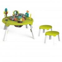 Игровой столик Oribel PORTAPLAY Forest friends + 2 стульчика (CY303-90001-INT-R-CY303-90006-INT)
