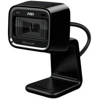 Веб-камера Microsoft LifeCam HD-5000 USB Ret (7ND-00004)