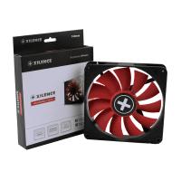Вентилятор для корпуса Xilence 140x140x25мм, Redwing (XPF140.R (XF050))