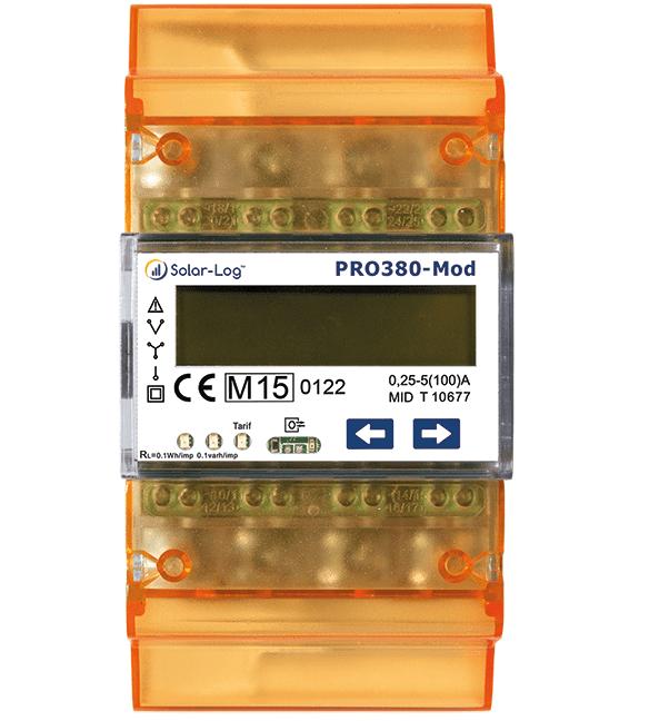 Счетчик Solar-Log PRO380, 3P фото