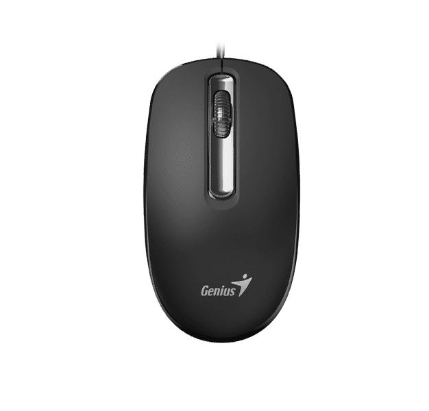 Миша Genius DX-130 USB Black (31010117100) фото
