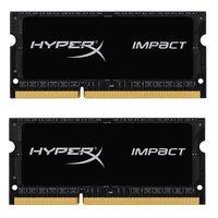 Пам'ять для ноутбука HyperX SO-DIMM DDR3 1600 16GB Impact /16)