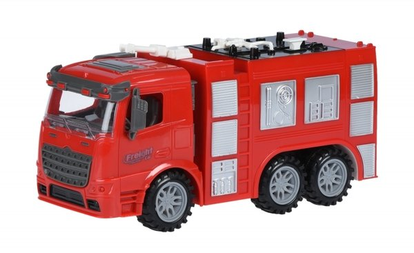Купить Машинка инерционная Same Toy Truck Пожарная машина (98-618Ut)