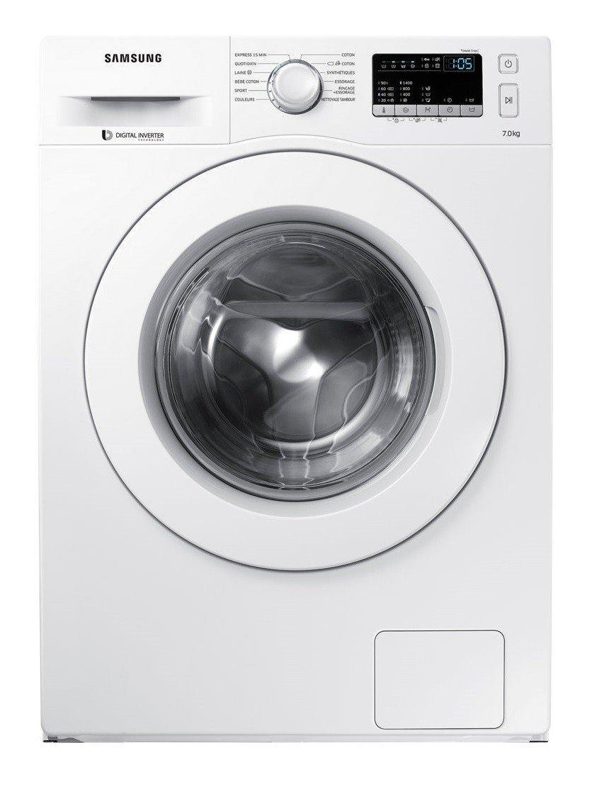 ≡ Пральна машина Samsung WW70J4263MW UA – купити в Києві  42f37e97085c3