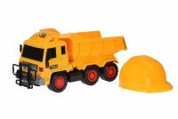 Набор машинок Same Toy Builder Самосвал + каска (R6005-3Ut)