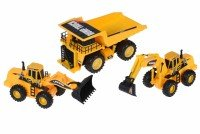 Набор машинок Same Toy Truck Series Карьерная техника (R1804Ut)