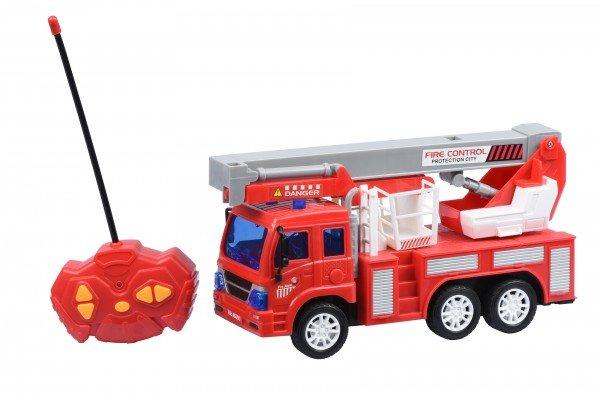 Машинка на р/у Same Toy CITY Пожарная (F1620Ut)  - купить со скидкой