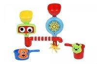 Игрушки для ванной Puzzle Water Fall (9905Ut)