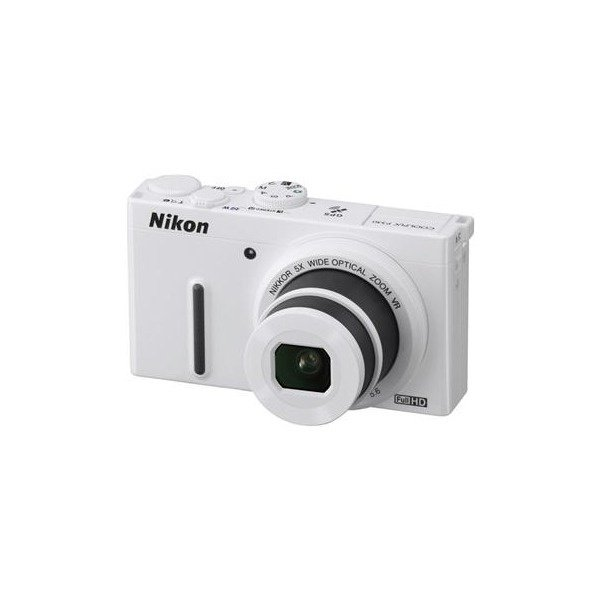 ≡ Фотоапарат NIKON Coolpix P330 White (VNA241E1) – купити в Києві ... 507efae171fdf