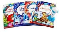 Интерактивная обучающая книга Smart Koala СКАЗКИ (1 сезон) 4 книги (SKSFTS1)
