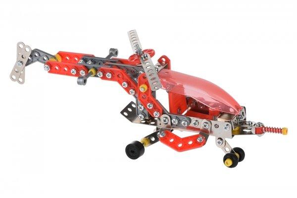 Купить Конструктор металлический Same Toy Inteligent DIY Model Самолет 207 элементов (WC38CUt)