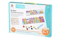 Пазл Same Toy Colour ful designs 420 элементов (5993-4Ut)