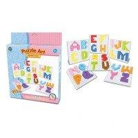 Пазл Same Toy Puzzle Art Alphabet series 126 элементов (5990-3Ut)