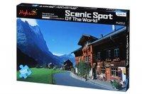 Пазл Same Toy Scenic Spot 500 элементов (88035Ut)
