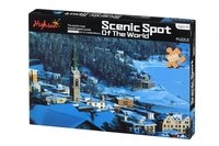 Пазл Same Toy Scenic Spot 500 элементов (88038Ut)