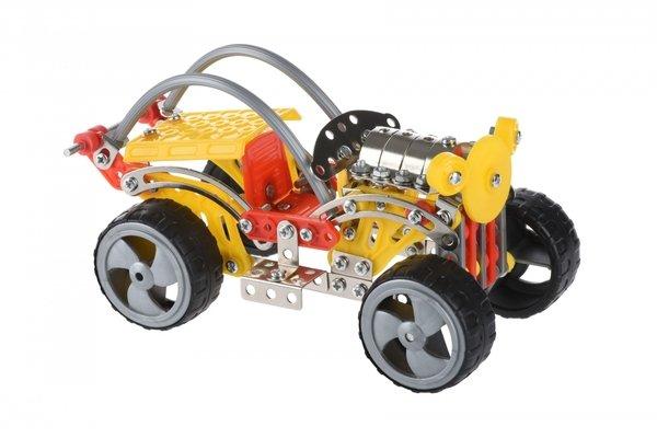 Купить Конструктор металлический Same Toy Inteligent DIY Model 243 элемента (WC98AUt)