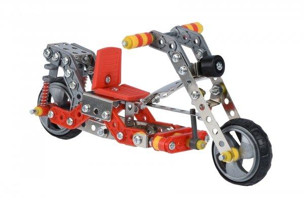 Купить Конструктор металлический Same Toy Inteligent DIY Model Мопед 195 элементов (WC38AUt)