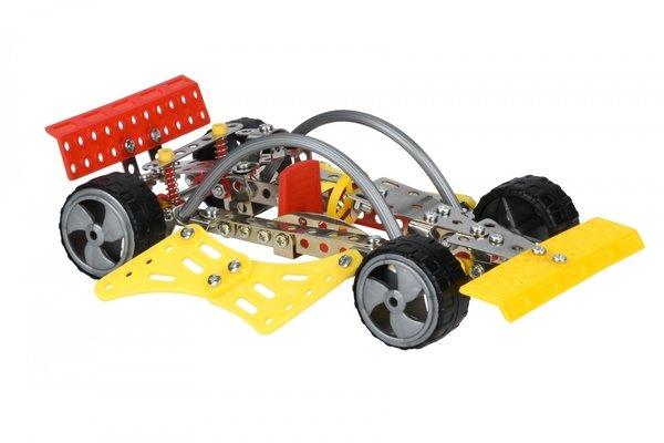 Купить Конструктор металлический Same Toy Inteligent DIY Model 195 элементов (WC98CUt)