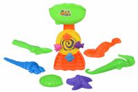 Набор для игры с песком Same Toy с Мельницей 7 шт (HY-1702WUt)