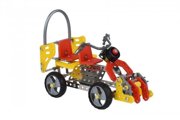 Купить Конструктор металлический Same Toy Inteligent DIY Model 175 элементов (WC98DUt)