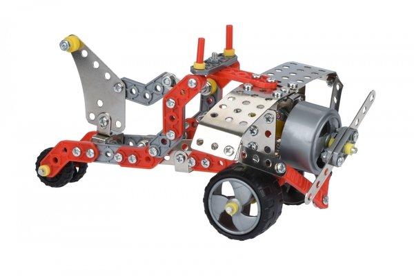 Купить Конструктор металлический Same Toy Inteligent DIY Model Самолет 191 элемента (WC38FUt)