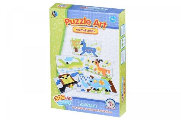 Пазл Same Toy Puzzle Art Animal serias 306 элементов (5991-6Ut)