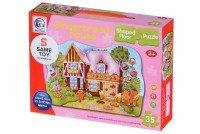 Пазл Same Toy Пряничный домик (2211Ut)