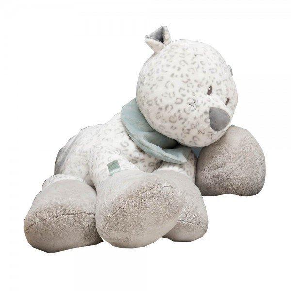 Мягкая игрушка Nattou Леопард Лея 75см (963039)