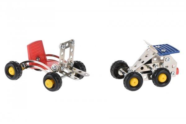 Конструктор металлический Same Toy Inteligent DIY Model Car 2 (58039Ut)