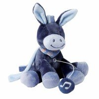 М'яка іграшка Nattou Віслюк Алекс 21см. з музикою (321075)