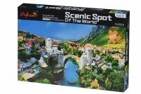 Пазл Same Toy Scenic Spot 500 элементов (88057Ut)