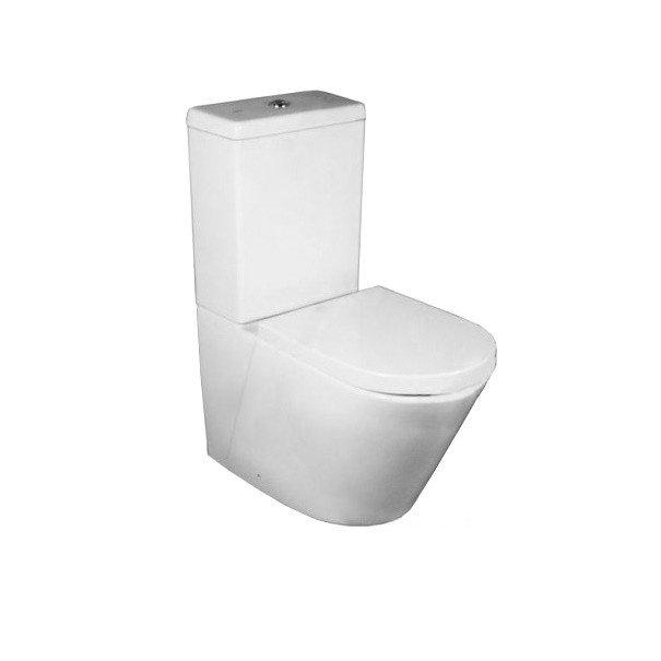 Унітаз VOLLE NEMO 13-17-347 з сидінням Soft Close (13-17047+13-17-052+13-17-085) фото1