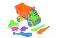 Набор для игры с песком Same Toy с Машинкой 7 шт (HY-1303WUt)
