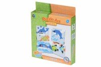 Пазл Same Toy Puzzle Art Ocean serias 136 элементов (5990-4Ut)