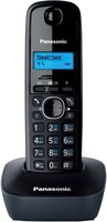 Телефон Dect Panasonic KX-TG1612UAH Black Grey