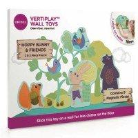 Настенная игрушка Oribel VERITIPLAY Веселый кролик и его друзья (OR800-90001)