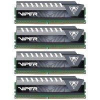 Пам'ять для ПК PATRIOT DDR4 2800 64GB (4x16GB) (PVE464G280C6QKG)