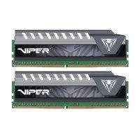 Память для ПК PATRIOT DDR4-2800 32GB (2x16GB) Viper Elite (PVE432G280C6KGY)