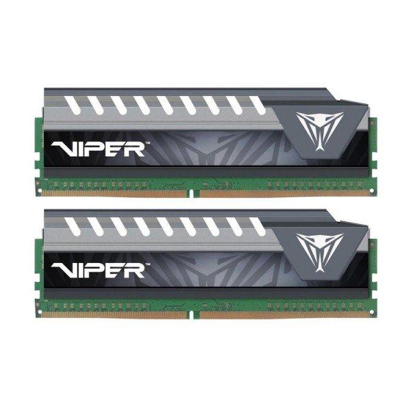 Купить Память для ПК PATRIOT DDR4-2800 32GB (2x16GB) Viper Elite (PVE432G280C6KGY)