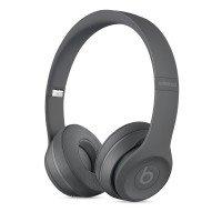 Наушники Bluetooth Beats Solo3 Wireless On-Ear Neighborhood Collection Asphalt Gray (MPXH2ZM/A)