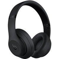 Наушники Beats Studio 3 Wireless Over-Ear Matte Black (MQ562ZM/A)