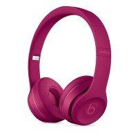 Наушники Bluetooth Beats Solo3 Wireless On-Ear Neighborhood Collection Brick Red (MPXK2ZM/A)