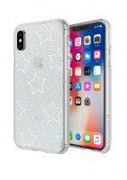 Чехол Incipio для iPhone X Design Series - Classic for Princess Peach - Glitter Star Cut Out